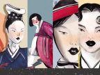 한국 여인 의 초상