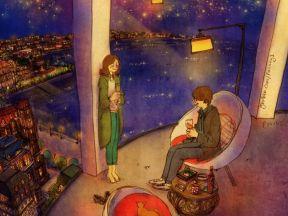꿈같은 대화 (Dreamlike Conversation)