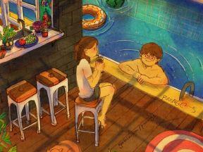 여름 휴가 (Summer Vacation)