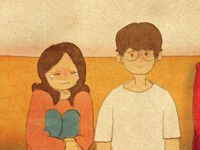 슬픈 드라마 (a sad drama)